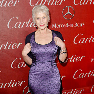 Helen Mirren in 2011 Palm Springs International Film Festival Awards Gala Presented by Cartier