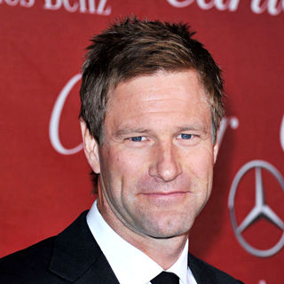 Aaron Eckhart in 2011 Palm Springs International Film Festival Awards Gala Presented by Cartier