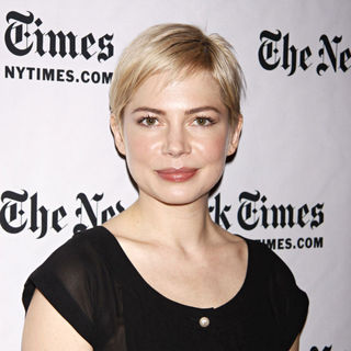 Michelle Williams in 10th Annual New York Times Arts & Leisure Weekend Event - Arrivals