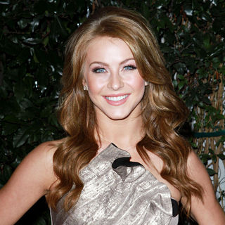 Julianne Hough in Audi and Designer J. Mendel's Kick Off Celebration of Golden Globe Week 2011