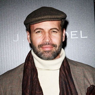 Billy Zane in Audi and Designer J. Mendel's Kick Off Celebration of Golden Globe Week 2011