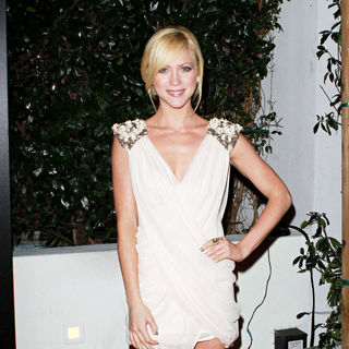 Brittany Snow in Audi and Designer J. Mendel's Kick Off Celebration of Golden Globe Week 2011