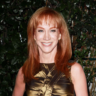 Kathy Griffin in Audi and Designer J. Mendel's Kick Off Celebration of Golden Globe Week 2011