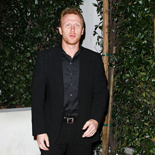 Kevin McKidd in Audi and Designer J. Mendel's Kick Off Celebration of Golden Globe Week 2011