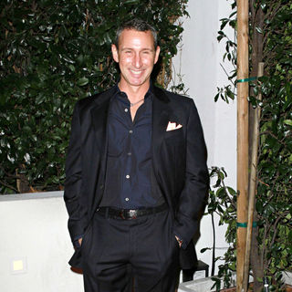 Adam Shankman in Audi and Designer J. Mendel's Kick Off Celebration of Golden Globe Week 2011