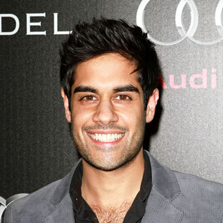 Sacha Dhawan in Audi and Designer J. Mendel's Kick Off Celebration of Golden Globe Week 2011