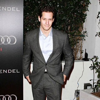 Jeremy Glazer in Audi and Designer J. Mendel's Kick Off Celebration of Golden Globe Week 2011