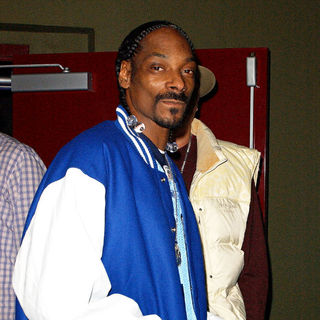 Snoop Dogg in STIKS Celebrity Video Game Challenge for Charity - Arrivals