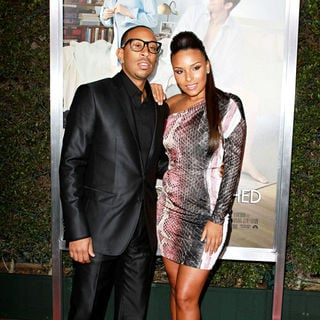 "Ludacris in Los Angeles Premiere of ""No Strings Attached"""
