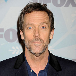 Hugh Laurie in The FOX TCA Winter 2011 Party - Arrivals
