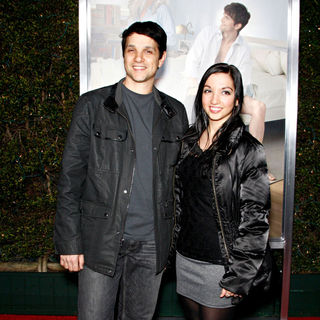 "Ralph Macchio in Los Angeles Premiere of ""No Strings Attached"""