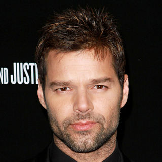 Ricky Martin in Bvlgari Private Event Honoring Simon Fuller and Paul Haggis to Benefit Save The Children