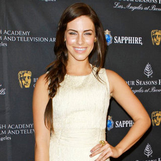 Jessica Lowndes in BAFTA Los Angeles Awards Season Tea in Association with The Four Seasons and Bombay Sapphire