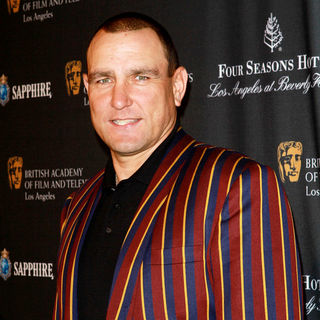 Vinnie Jones in BAFTA Los Angeles Awards Season Tea in Association with The Four Seasons and Bombay Sapphire