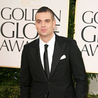 Mark Salling in 68th Annual Golden Globe Awards - Arrivals