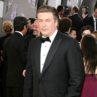 Alec Baldwin in 68th Annual Golden Globe Awards - Arrivals