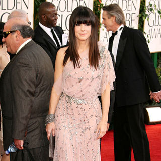 Sandra Bullock in 68th Annual Golden Globe Awards - Arrivals