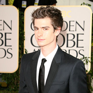 Andrew Garfield in 68th Annual Golden Globe Awards - Arrivals