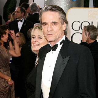 Jeremy Irons in 68th Annual Golden Globe Awards - Arrivals