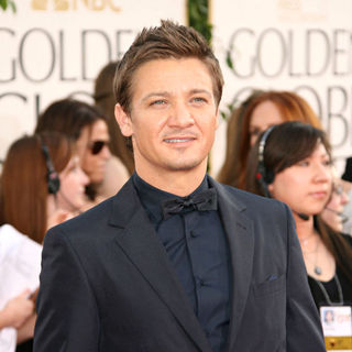 Jeremy Renner in 68th Annual Golden Globe Awards - Arrivals