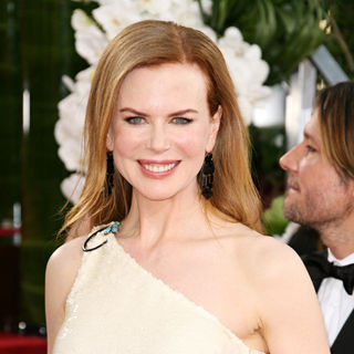 Nicole Kidman in 68th Annual Golden Globe Awards - Arrivals