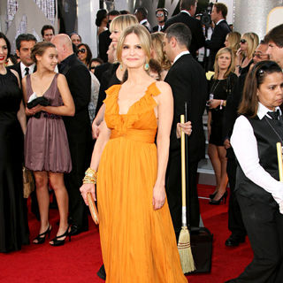 Kyra Sedgwick in 68th Annual Golden Globe Awards - Arrivals