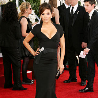 Eva Longoria in 68th Annual Golden Globe Awards - Arrivals
