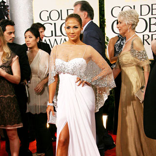 Jennifer Lopez in 68th Annual Golden Globe Awards - Arrivals