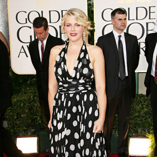 Busy Philipps in 68th Annual Golden Globe Awards - Arrivals