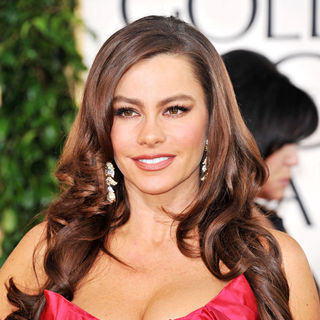 Sofia Vergara in 68th Annual Golden Globe Awards - Arrivals
