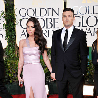Megan Fox in 68th Annual Golden Globe Awards - Arrivals