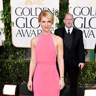 Claire Danes in 68th Annual Golden Globe Awards - Arrivals