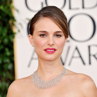 Natalie Portman in 68th Annual Golden Globe Awards - Arrivals
