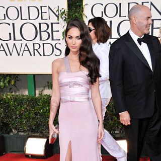 Megan Fox in 68th Annual Golden Globe Awards - Arrivals - wenn3170924