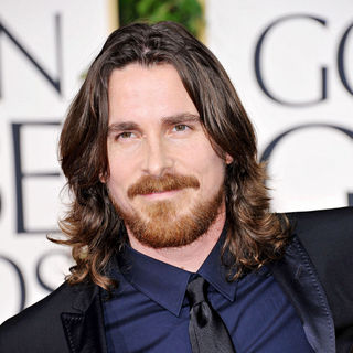 Christian Bale in 68th Annual Golden Globe Awards - Arrivals
