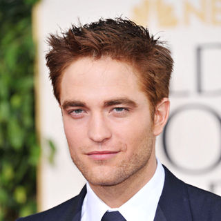 Robert Pattinson in 68th Annual Golden Globe Awards - Arrivals