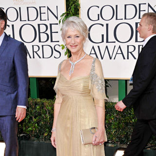 Helen Mirren in 68th Annual Golden Globe Awards - Arrivals