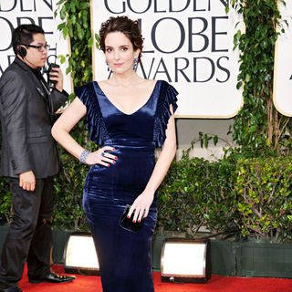 Tina Fey in 68th Annual Golden Globe Awards - Arrivals