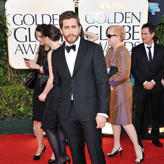 Jake Gyllenhaal in 68th Annual Golden Globe Awards - Arrivals