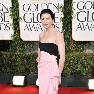 Julianna Margulies in 68th Annual Golden Globe Awards - Arrivals