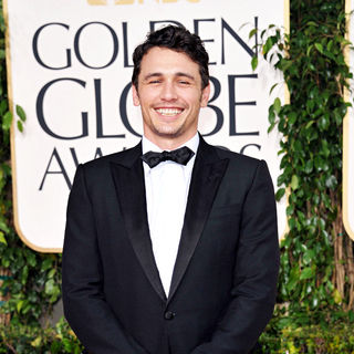 James Franco in 68th Annual Golden Globe Awards - Arrivals