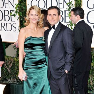 Steve Carell in 68th Annual Golden Globe Awards - Arrivals