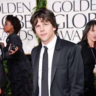 Jesse Eisenberg in 68th Annual Golden Globe Awards - Arrivals