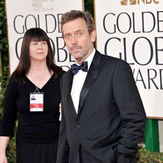 Hugh Laurie in 68th Annual Golden Globe Awards - Arrivals