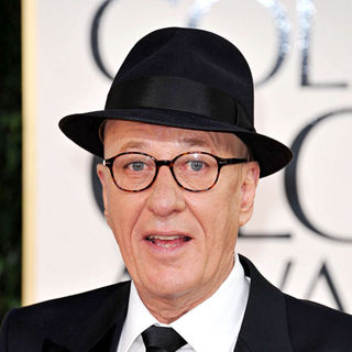 Geoffrey Rush in 68th Annual Golden Globe Awards - Arrivals
