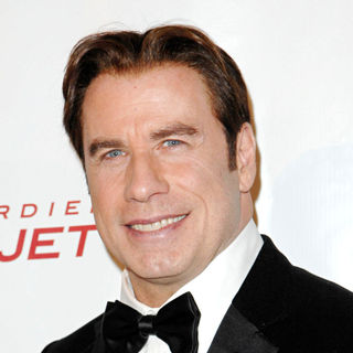 John Travolta in The 8th Annual Living Legends of Aviation Awards - Arrivals