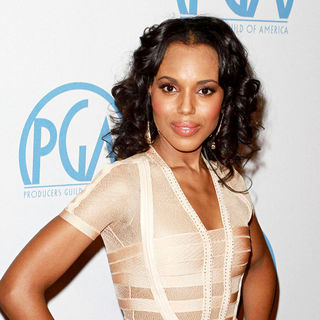 Kerry Washington in The 22nd Annual Producers Guild (PGA) Awards - Arrivals