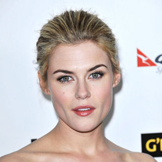 Rachael Taylor in 2011 G'Day USA Los Angeles Black Tie Gala to Honor Barry Gibb, Roy Emerson and Abbie Cornish
