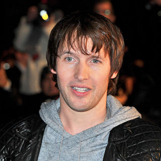 James Blunt in NRJ Music Awards 2011 Ceremony - Arrivals