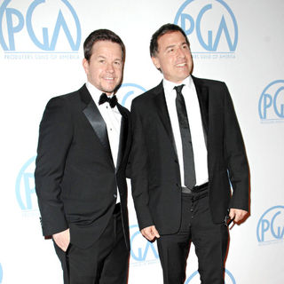 Mark Wahlberg, David O. Russell in The 22nd Annual Producers Guild (PGA) Awards - Arrivals
